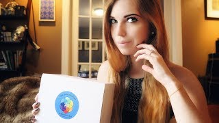 UNBOXING VIDEO || LADY OF LIGHT SUBSCRIPTION BOX || Scarlet Ravenswood