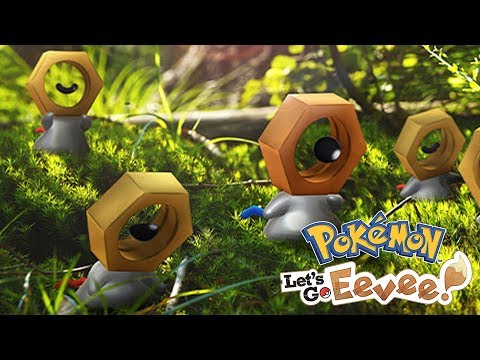 TRYING FOR SHINY MELTAN!! | Pokémon Let's Go Eevee + Pikachu [LIVE] thumbnail