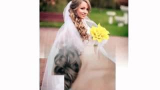 Свадебная Прическа Челкой Фатой