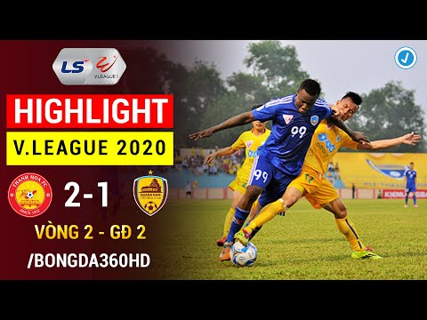 Thanh Hoa BHTS Quang Nam Goals And Highlights