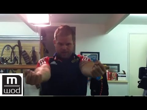 Best Shoulder Mob Ever | Feat. Kelly Starrett | Ep. 80 | MobilityWOD