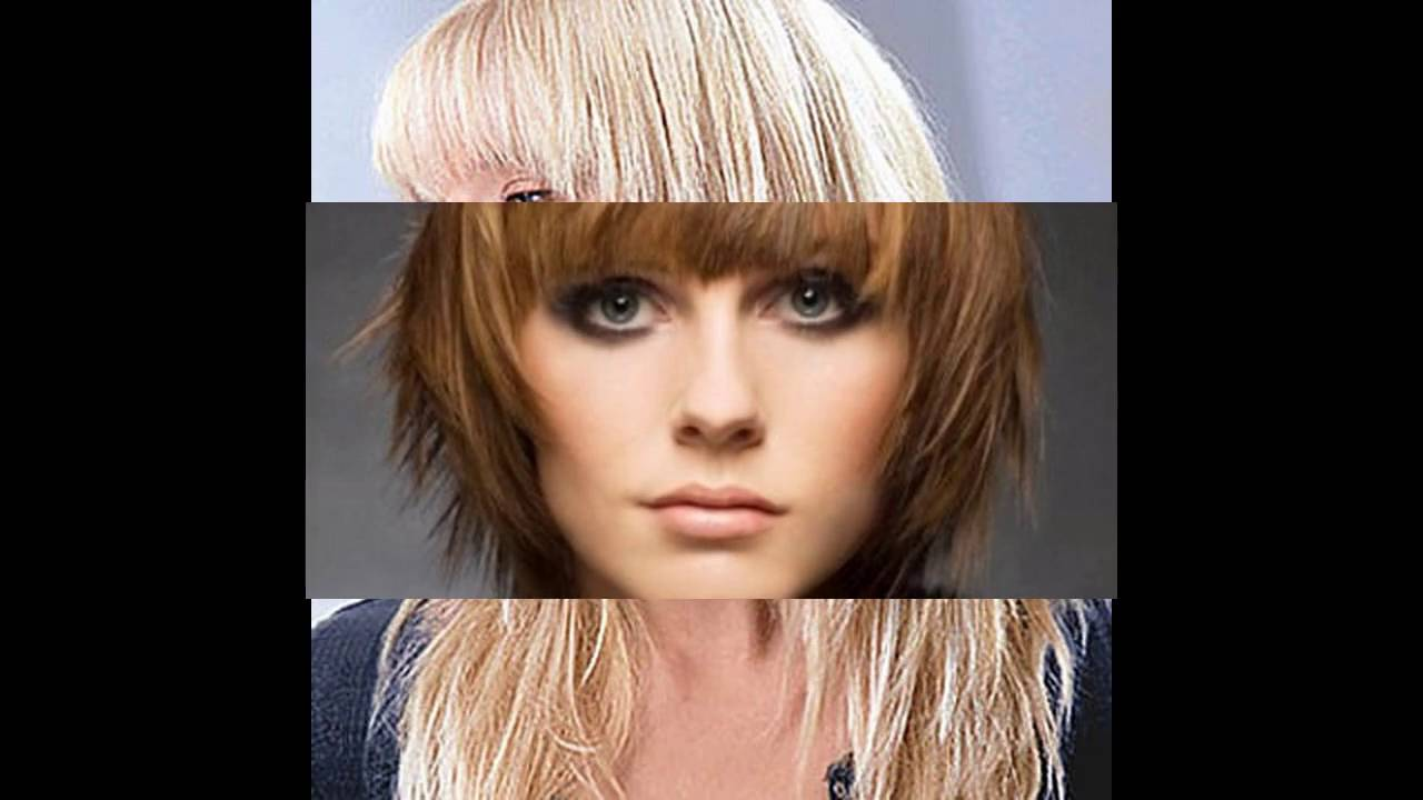 Aktuelle Neue Frisurentrends Mittellanges Haar Frisuren YouTube
