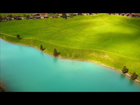 Liechtenstein Landscape - HD Drone Video - DJI Mavic Pro