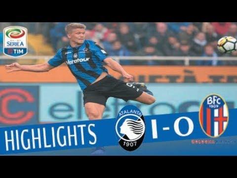 Atalanta - Bologna 1 - 0 - Highlights - Giornata 9 - Serie A TIM 2017/18