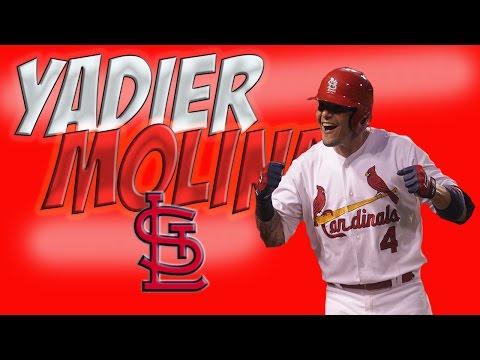 Yadier Molina   2016 Cardinals Highlights Mix ᴴᴰ