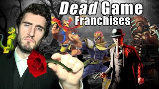Dead & Forgotten Game Franchises - The Act Man