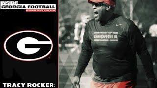 UGA Football: Coach Tracy Rocker Mic'd Up: 2014