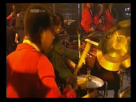 James Brown-Make it Funky in london 2003