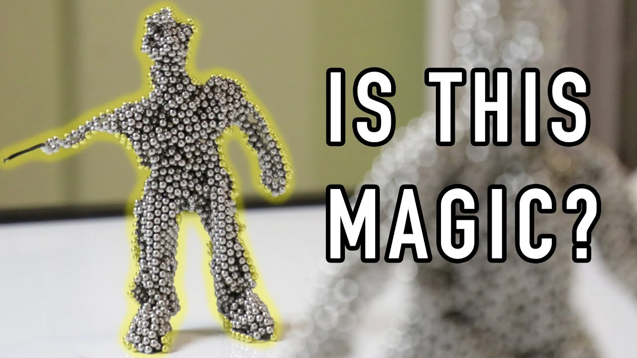 Did you know that magnets can be used like this