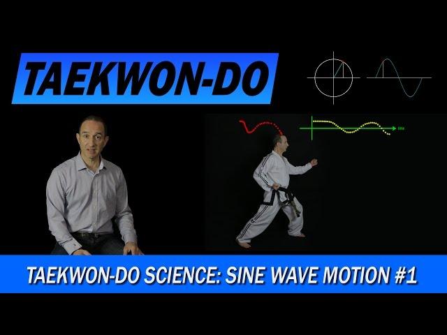 Taekwon-Do Science: Sine Wave Motion #1