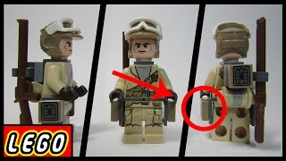 3 РЮКЗАКА ИЗ ДЕТАЛЕЙ ЛЕГО BACKPACK LEGO