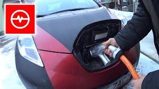 Smutna prawda o elektrycznych samochodach
