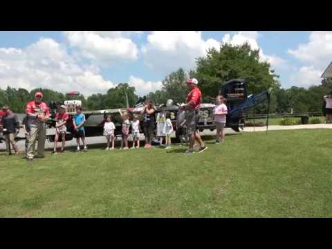 ArmyBassAnglers' 5th Annual Kids Fishing Derby