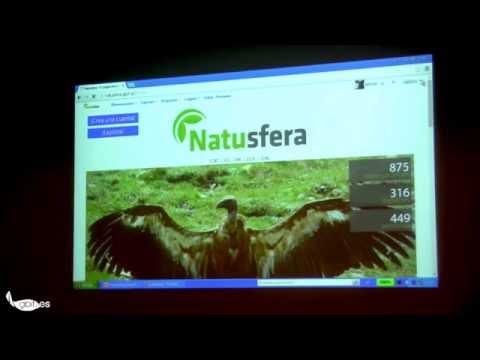 Guía de uso de NATUSFERA