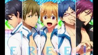 Best of Free! iwatobi swim club vines