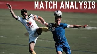 Match Performance Analysis Episode 3 | Making an Impact | Right Midfield (Blue/Yellow #10)