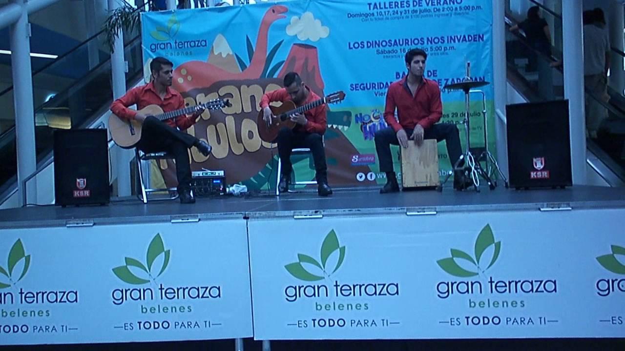 Placer Flamenco Gran Terraza Belenes Youtube