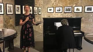 Liebst du um Schönheit, Gustav Mahler, Emma Brown, Han-Louis Meijer