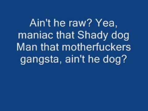 Eminem - Insane Lyrics Relapse HQ