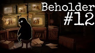 Beholder #12 - Koniec z Propagandą (Gameplay, PL, Let's play)