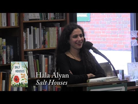 "Hala Alyan, ""Salt Houses"""