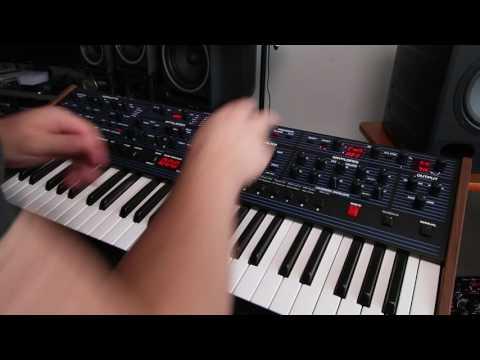 Dave Smith Instruments OB 6 walkthrough demo