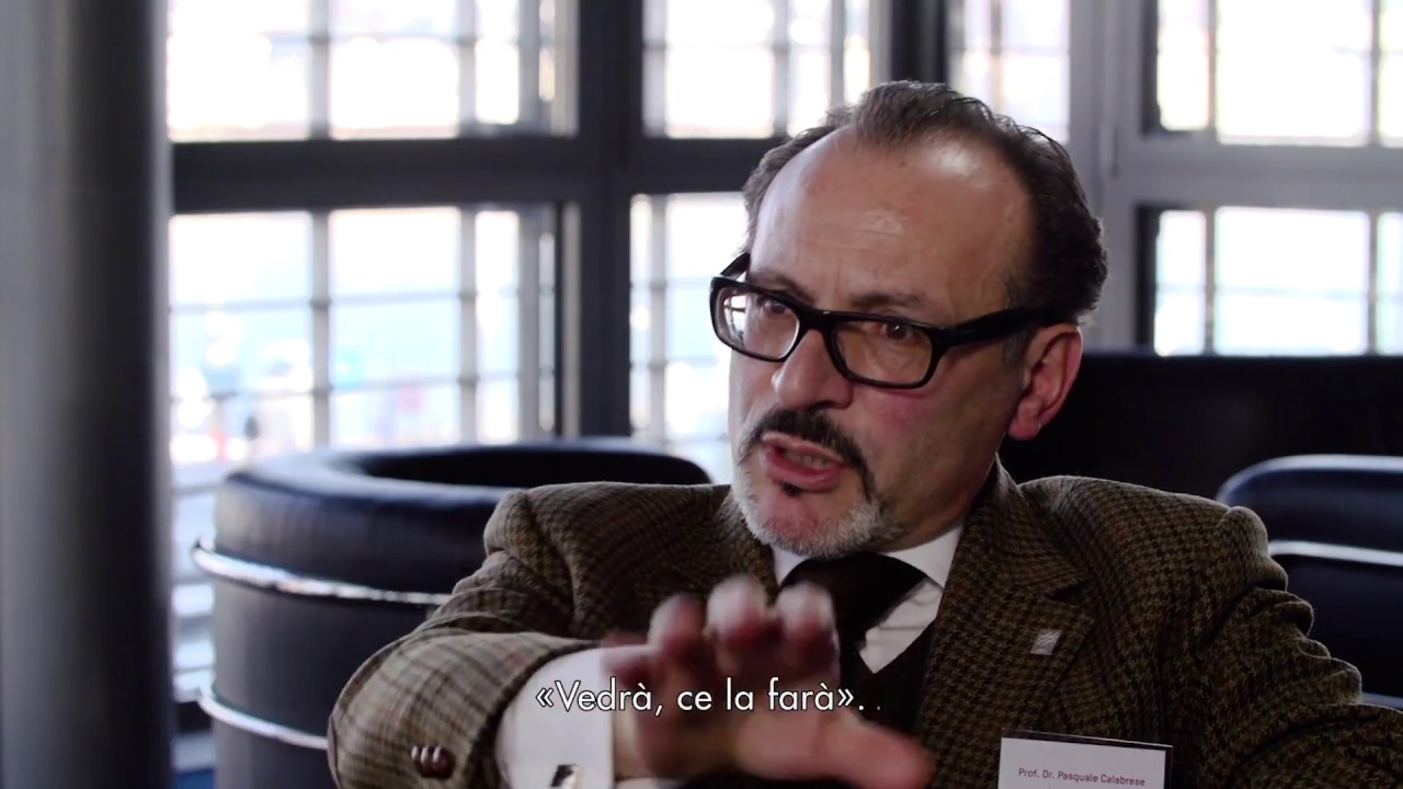 19th Symposium State of the Art - Interview Prof. Pasquale Calabrese