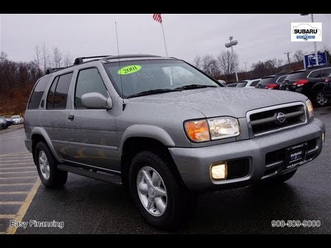2012 Nissan Pathfinder For Sale >> 2001 Nissan Pathfinder SE - YouTube