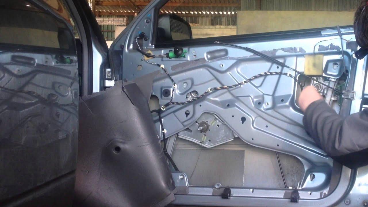 skoda octavia drivers door repairs [ 1280 x 720 Pixel ]