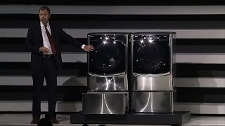 LG introduces new twin-washer machine
