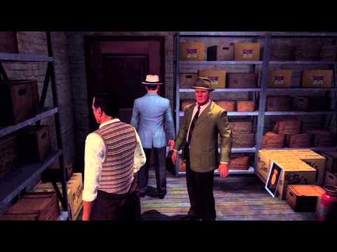 """LA Noire - Part # 11 """"The Studio Secretary Murder"""""""