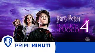 Harry Potter e il Calice di Fuoco - I Primi minuti!
