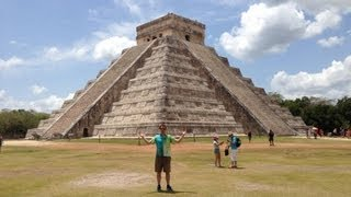 Mayan Ruins (Chichen Itza) & Exotic Swimming Holes
