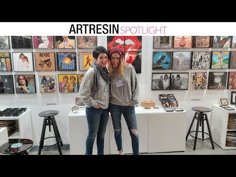 ArtResin Spotlight - Upcycling It