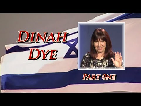 Saturday, September 16, 2017 Dinah Dye  Part 1