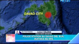 Two police dead, 1 wounded in NPA attack in Davao del Sur