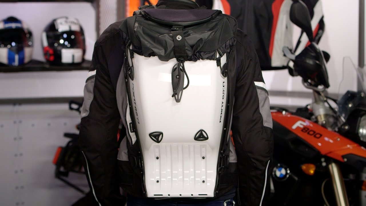 Boblbee 20L & 25L GT Backpack Review at RevZilla.com - YouTube
