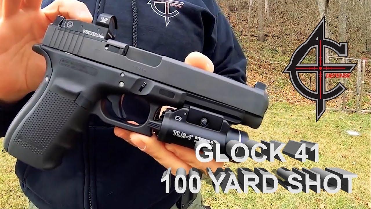 Glock 100 Yards | Retro Series