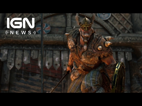 Ubisoft: For Honor Not Designed for Players to Unlock All Items - IGN News