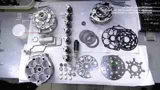 Жөндеу компрессордың салқындатқыш Ауди Q7