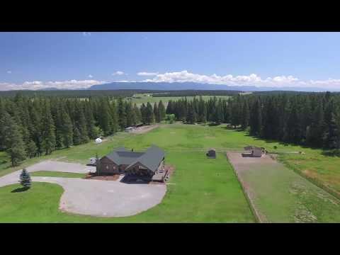 Whitefish, Montana Waterfront Horse Property - For Sale