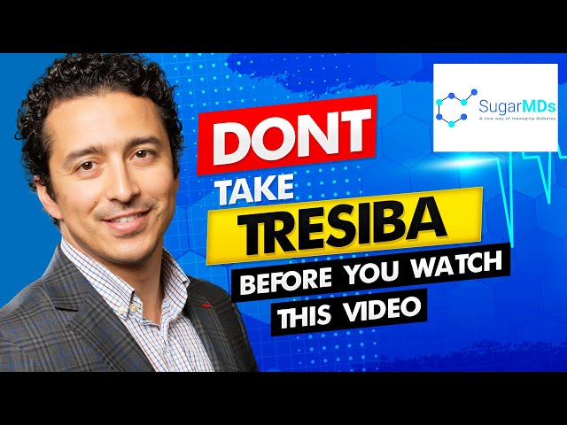 Tresiba Benefits and Side Effects. Diabetes Specialist explains!