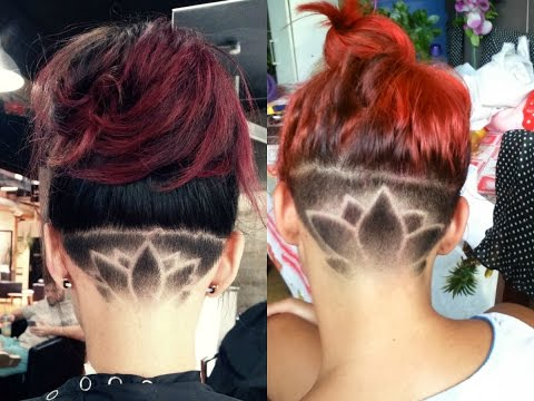 Barber Hair Designs Video