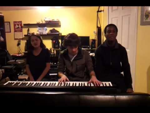 Canadas Got Talent Audition : Konah Sayana & Garrett--Original Song Tonight