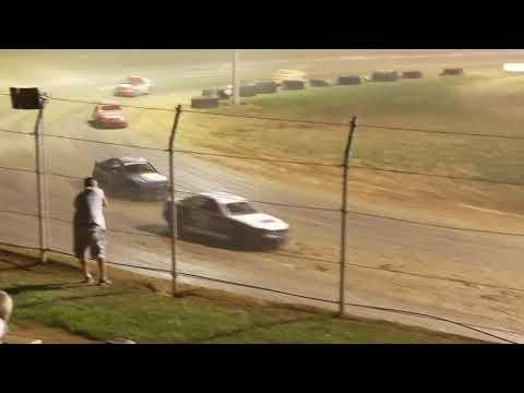 Florence speedway hornet feature race  7-27 19