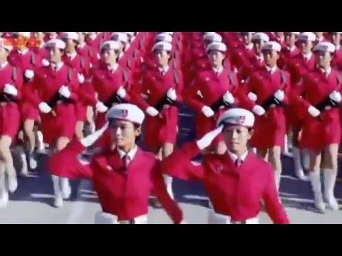 признаются парад китайских девушек катюша муж говорит