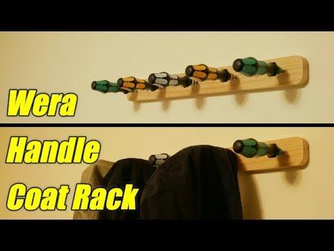 My Wera Handle Coat Rack