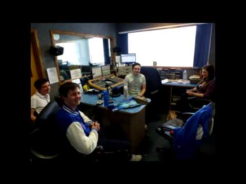 Sport Stacking - James Acraman on HCR Huntingdon Community Radio 104fm Full 10th May 2014