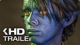 X-Men Apocalypse ALL Trailer & Clips (2016)
