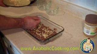 The Best Homemade Protein Bar Recipe In The World!